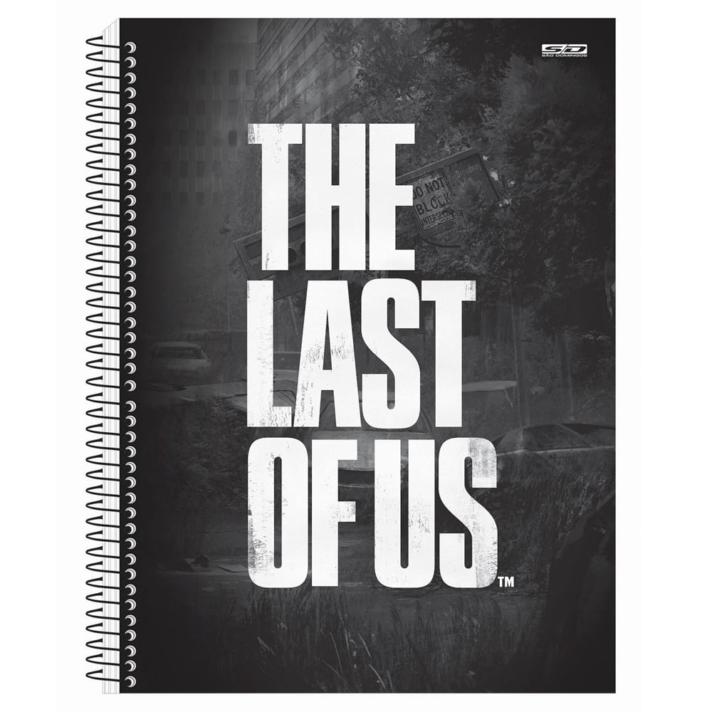 Caderno-Universitario-1x1-96-fls-C.D.-Sao-D.---The-Last-Of-Us-1