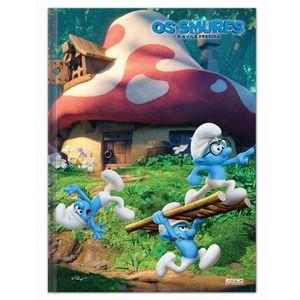 Brochurao-C.D.-96-Fls-Sao-D.---Smurfs-3