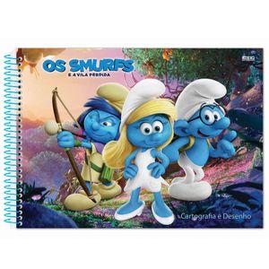 Cartografia-C.D.-60-fls-Sao-D.---Smurfs-1