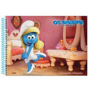 Cartografia-C.D.-60-fls-Sao-D.---Smurfs-3