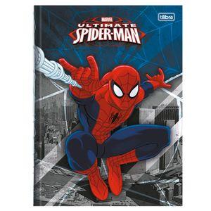 Brochurao-C.D.-96-Fls-Tilibra---Spider-Man-4