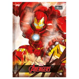 Brochura-1-4-C.D.-96-Fls-Tilibra---Avengers-2