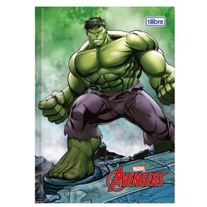 Brochura-1-4-C.D.-96-Fls-Tilibra---Avengers-3