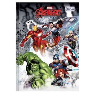 Brochura-1-4-C.D.-96-Fls-Tilibra---Avengers-4