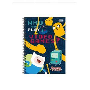 caderneta-adventure-time