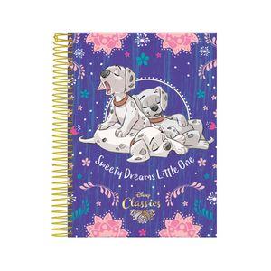 Caderno-14-96-fls-C.D.-Foroni---Disney-Classics-4