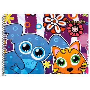 Caderno-Cartografia-C.D.-48-Fls-Tamoio---Desenho-9
