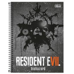Caderno-Universitario-10x1-200-fls-C.D.-Tilibra---Resident-Evil-5