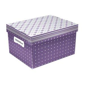 Caixa-Organizadora-The-Best-Box-Honey-Lilas-Media---Polibras