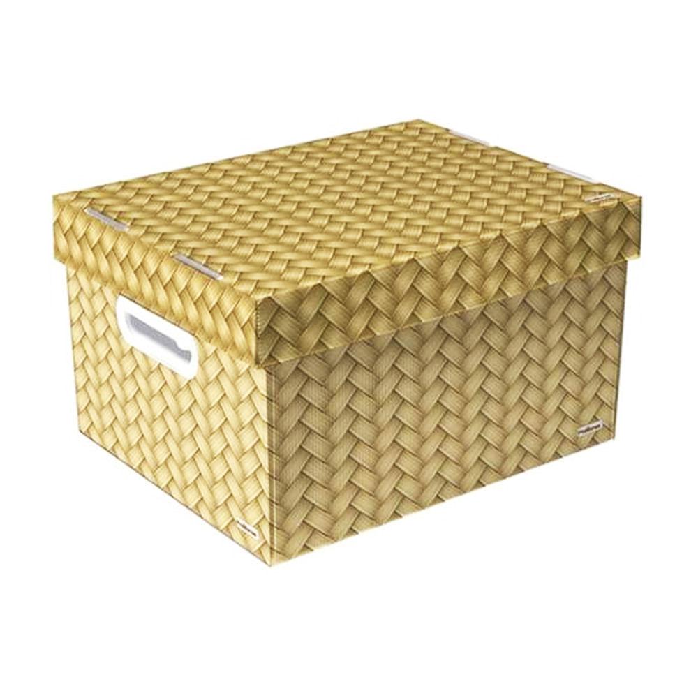 Caixa-Organizadora-The-Best-Box-Palha-Media---Polibras