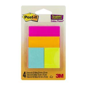 bloco-post-It-cascada-4-blocos-185-folhas-multicores-3m