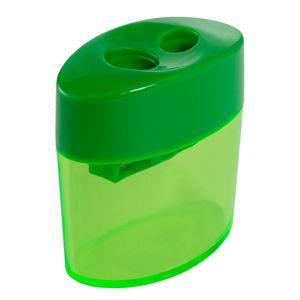 apontador-com-deposito-duplo-oval-verde-leo-e-leo
