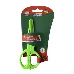 tesoura-escolar-plastica-verde-leo-e-leo