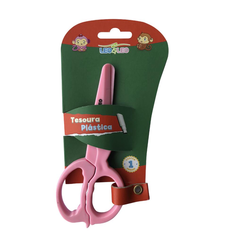 tesoura-escolar-plastica-rosa-leo-e-leo