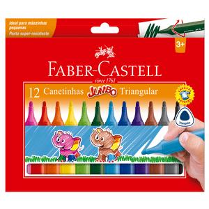 Caneta-Hidrografica-Jumbo-Triangula-com-12-Cores---Faber-Castell
