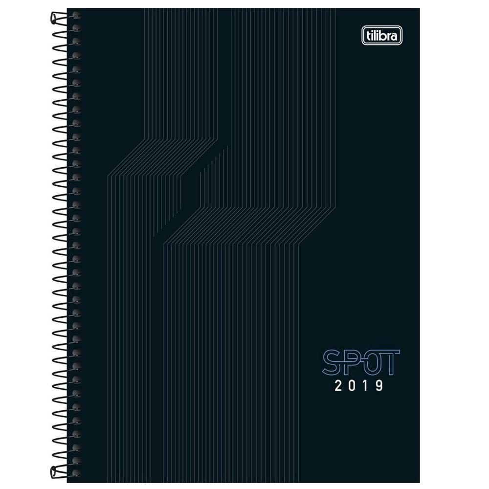 Agenda-Espiral-Spot-M9-2019---Tilibra