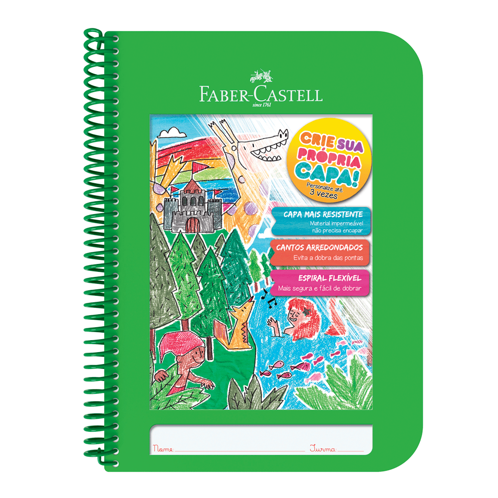 Caderno-Criativo-1x1-96-Fls-Capa-Plastica-Verde---Faber-Castell