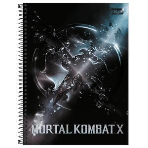 Caderno-Universitario-10x1-160-fls-C.D.-Tilibra---Mortal-Kombat-3