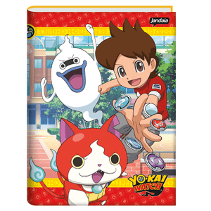 Brochurao-C.D.-96-Fls-Jandaia---Yo-Kai-Watch-2