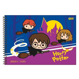 Cartografia-C.D.-96-fls-Jandaia---Harry-Potter-1