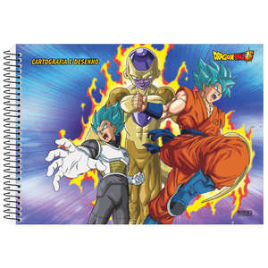 Cartografia-C.D.-60-fls-Sao-D.---Dragon-Ball-1
