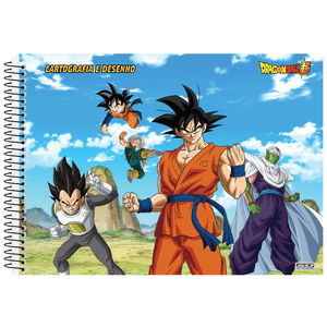 Cartografia-C.D.-60-fls-Sao-D.---Dragon-Ball-2