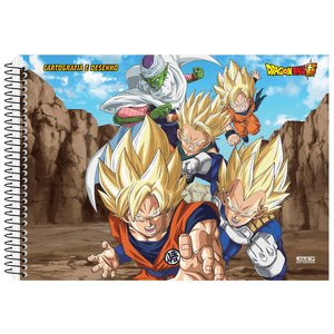 Cartografia-C.D.-60-fls-Sao-D.---Dragon-Ball-3