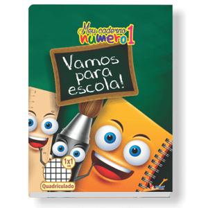 Caderno-Pedagogico-C.D.-Brochura-Quadriculado-1cmx1cm-Tamoio---Meu-Caderno-N°1-Capa-8