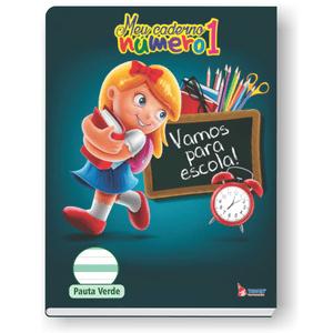 Caderno-Pedagogico-C.D.-Brochura-Pauta-Verde-Tamoio---Meu-Caderno-N°1-Capa-5