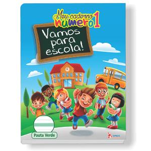 Caderno-Pedagogico-C.D.-Brochura-Pauta-Verde-Tamoio---Meu-Caderno-N°1-Capa-7