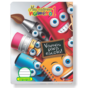 Caderno-Pedagogico-C.D.-Brochura-Linguagem-Tamoio---Meu-Caderno-N°1-Capa-6