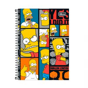 Caderno-14-96-fls-C.D.-Tilibra---The-Simpsons-6