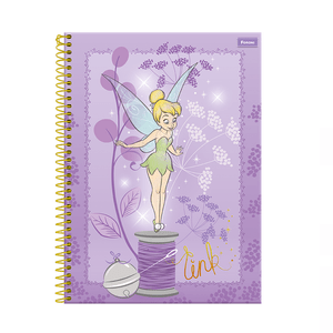 Caderno-14-96-fls-C.D.-Foroni---Tinker-Bell-6
