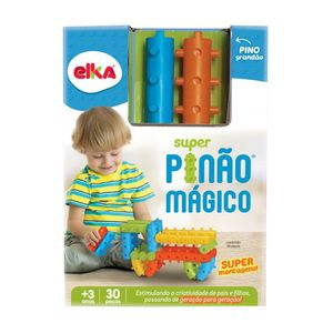 super-pinao-magico-30-pecas-elka
