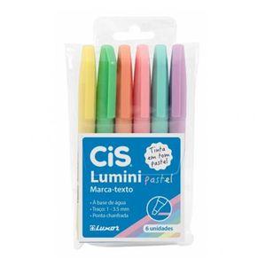 estojo-marca-texto-lumini-pastel-com-6-cores-cis