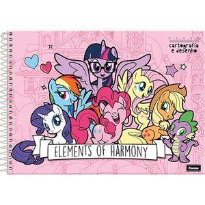 Cartografia-e-Milimetrado-C.D.-96-FLS-Foroni---My-Little-Pony