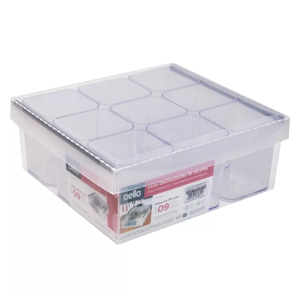 caixa-organizadora-de-objetos-com-9-porta-objetos-dello