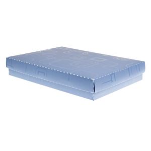 caixa--organizadora--padrao--camisa--azul--dello