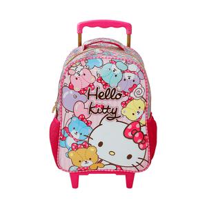 Mochila-de-Rodinhas-Hello-Kitty-Tiny-Bears-14---7861---Xeryus