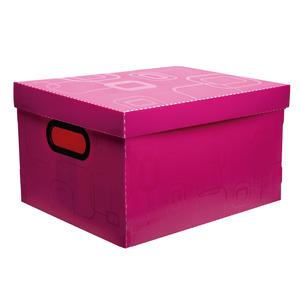 caixa--organizadora--pequena--rosa--pink--dello