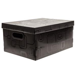 caixa--organizadora--media--preta--dello
