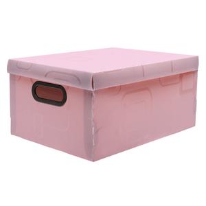 caixa--organizadora--media--rosa--dello