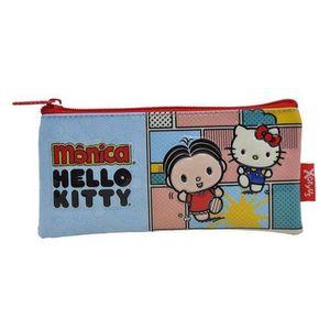 estojo-flat-monica-e-hello-kitty-xeryus