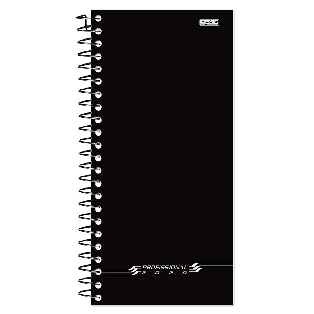 Agenda-Espiral-Profissional-2020-Preta---Sao-Domingos