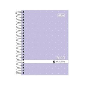 Agenda-Espiral-M5-Academie-2020-Lilas---Tilibra