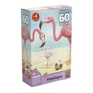 puzzle-60-pecas-flamingos-grow