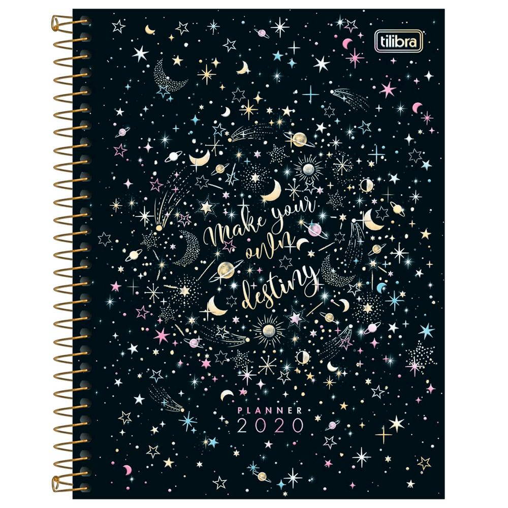 Agenda-Espiral-Planner-M7-Magic-2020---Tilibra