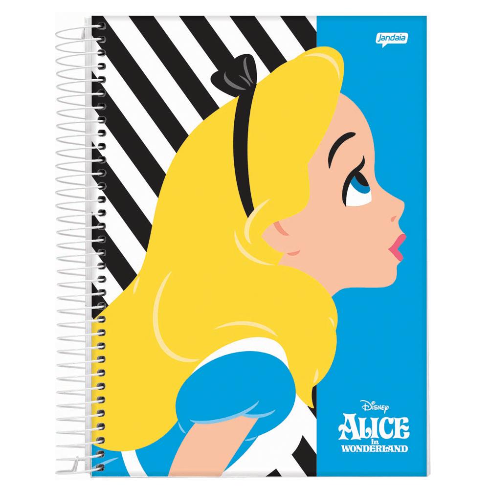 Alice Nos Pais Das Maravilhas Filme Online caderno universitário 10x1 200 fls c.d. jandaia alice - news