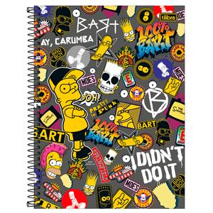 Caderno-Universitario-10x1-160-fls-C.D.-Tilibra---The-Simpsons-4