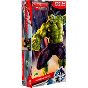 Quebra-Cabeca-200-Pecas-Hulk---Jak